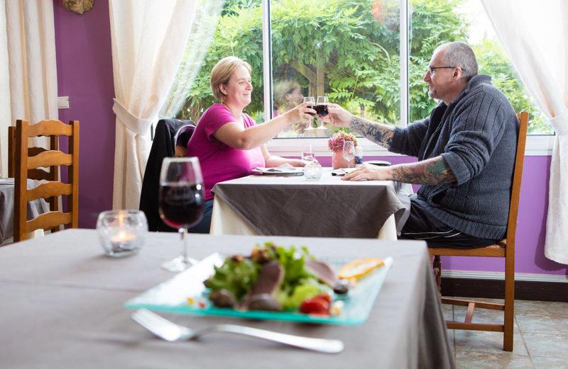 Château le Verdoyer restaurant