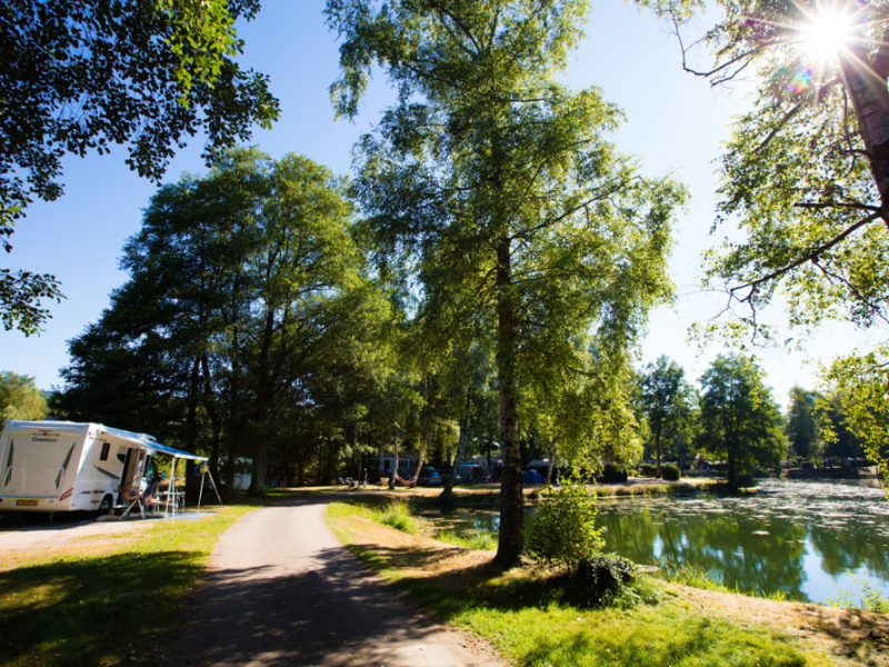 Domaine des Messires camping meer