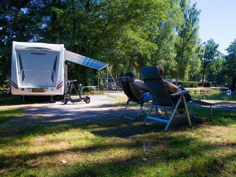 Domaine des Messires caravan