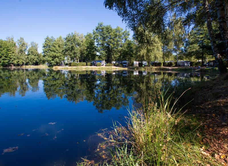 Domaine des Messires meer