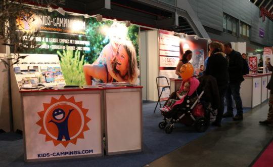 Recap: Kids-Campings op de Vakantiebeurs!