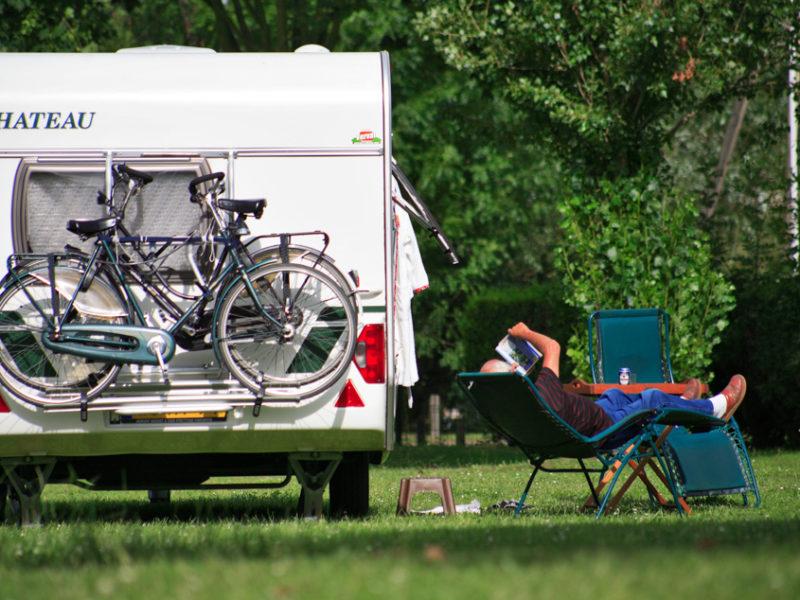 La Belle Etoile caravan