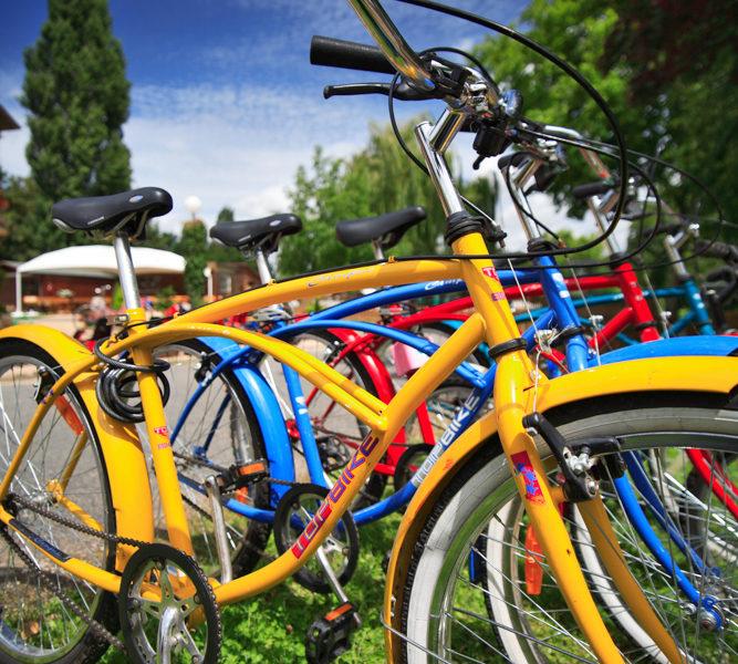 La Belle Etoile fietsen