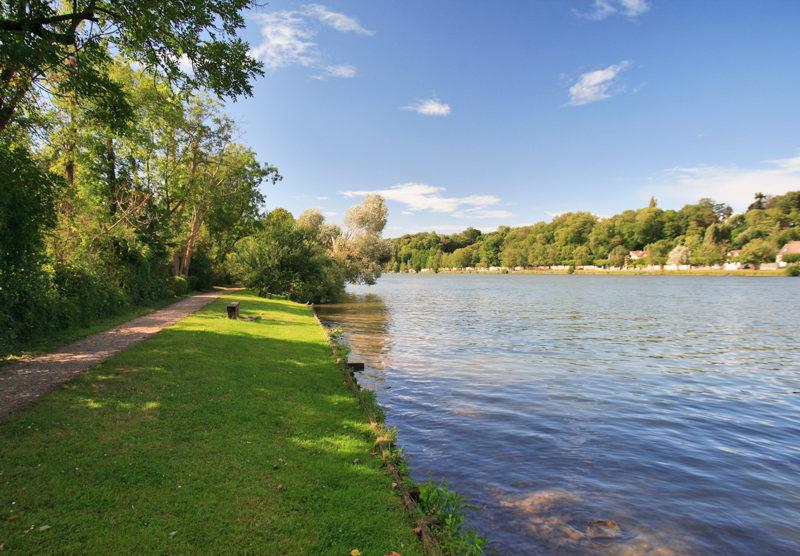 La Belle Etoile seine rivier