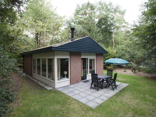 Heideheuvel - kids-campings - bungalow in de natuur