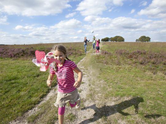 Heideheuvel - kids-campings - ontdek de omgeving