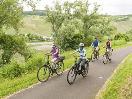 Heideheuvel - kids-campings - fietsen in de omgeving