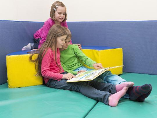 Katschberg - kids-campings - spelen in de indoor speeltuin
