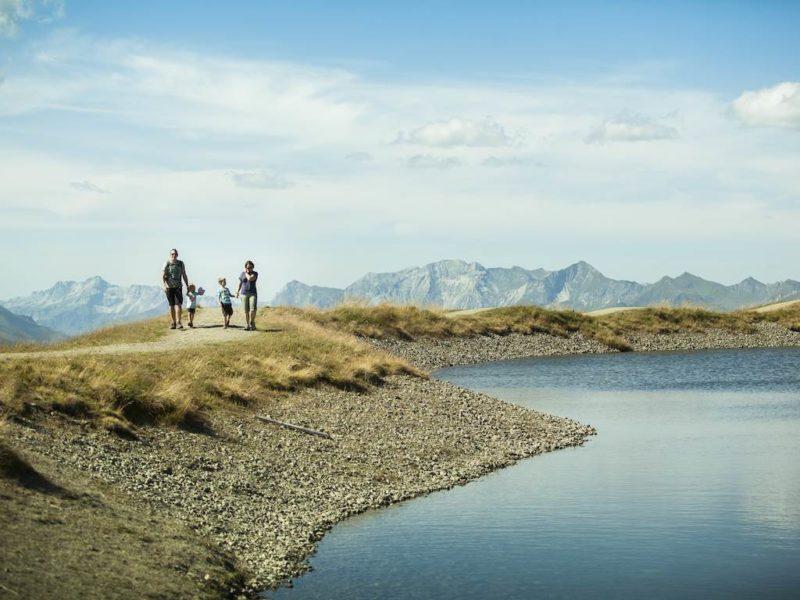 Katschberg - kids-campings - prachtige natuur