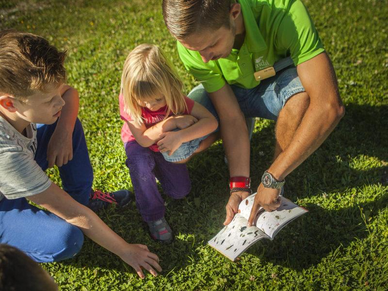 Katschberg - kids-campings - de natuur ontdekken