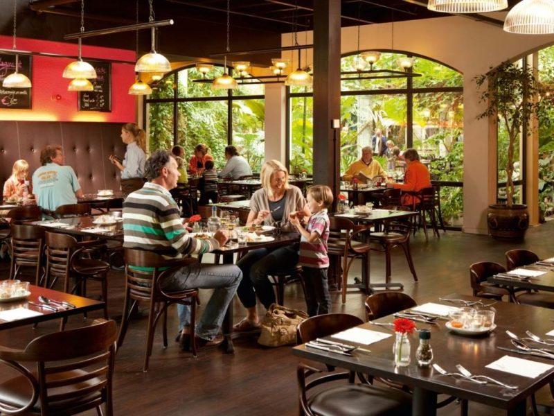 Landal - het Vennenbos - restaurant