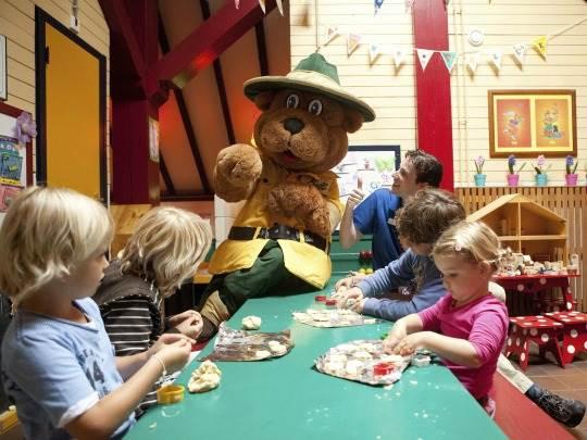 Landal - het Vennenbos - kidsclub