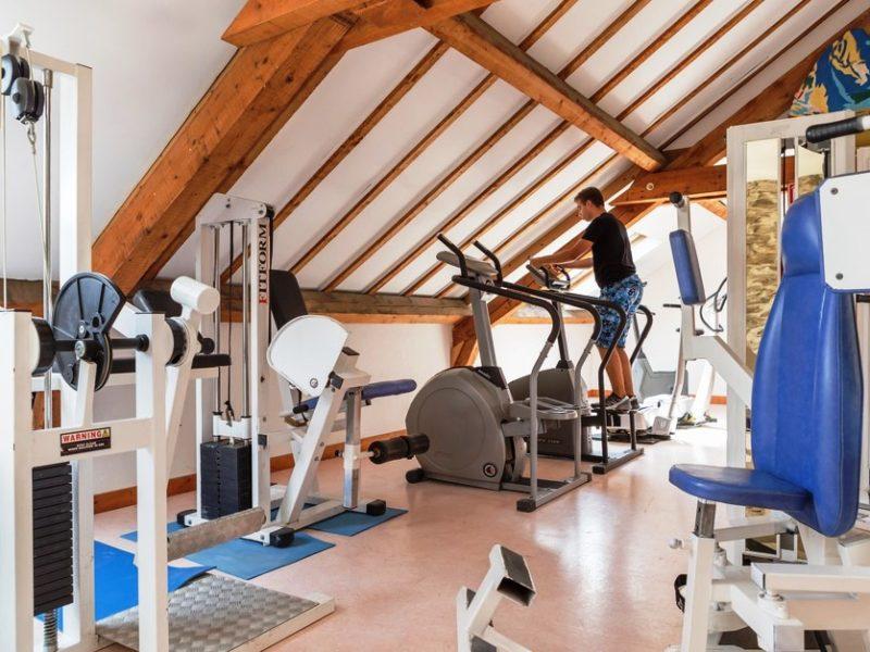 Chateau de Rochetaillée Fitness