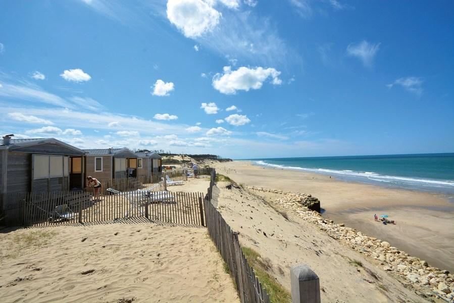 soulac plage strand