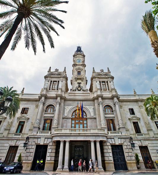 Valencia kathedraal