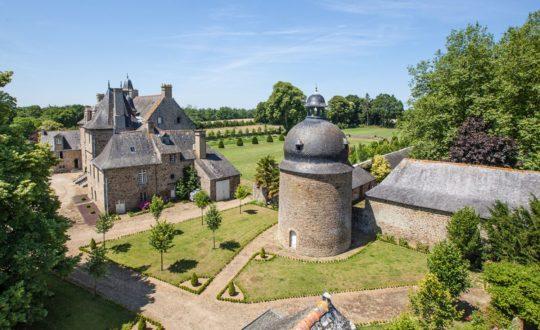 Domaine du Logis: koninklijk kamperen