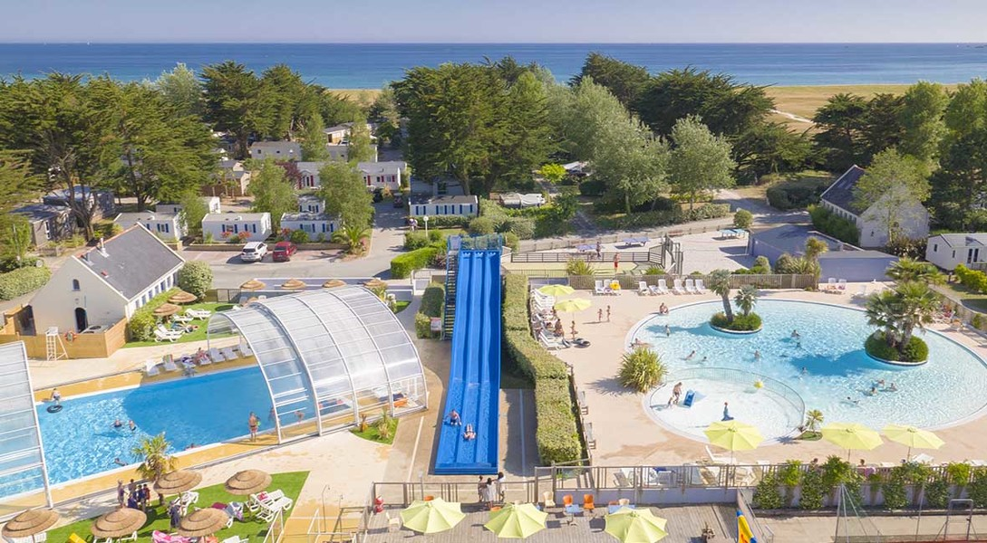 Kamperen met tieners 10 geschikte campings kids for Camping sud france avec piscine