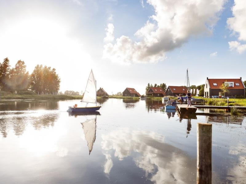 kindvriendelijk kamperen in Friesland