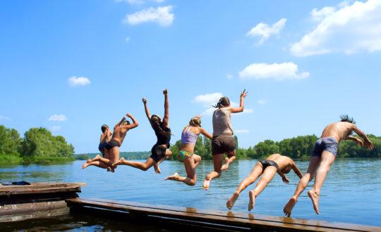 Kamperen met tieners? Deze 10 campings zijn geschikt!
