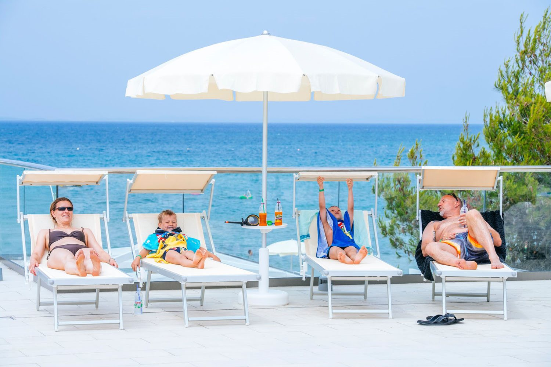 Zaton Holiday Resort, relaxen aan zee