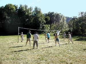 Clot du Jay volleybal