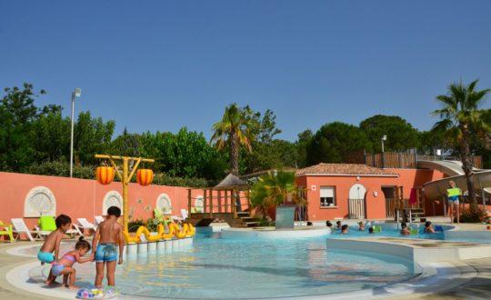 Domaine de Sainte Veziane - Kids-Campings.com