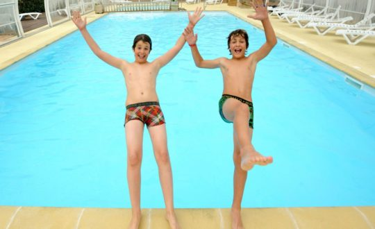 Les Mouettes (Normandië) - Kids-Campings.com