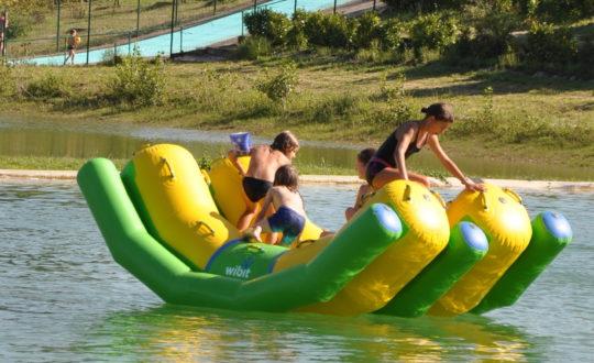 Trois Lacs du Soleil - Kids-Campings.com
