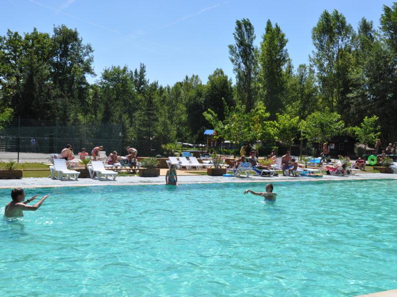 Trois Lacs du Soleil Zwembad