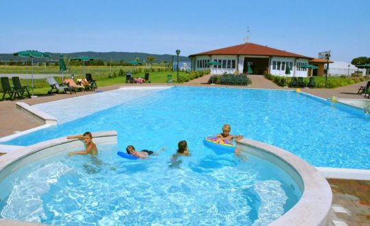 Villaggio Casa in Maremma - Kids-Campings.com