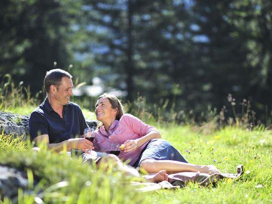 Alpine Lodge Lenzerheide - kids-campings - buiten in de omgeving
