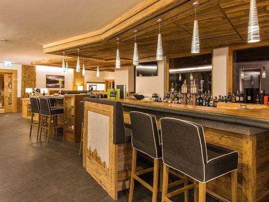 Alpine Lodge Lenzerheide - kids-campings - in de bar