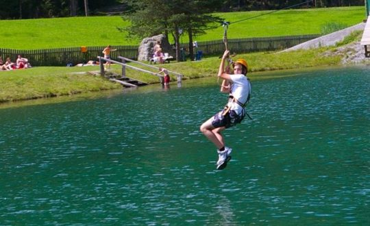 Adventure Flachau - Kids-Campings.com