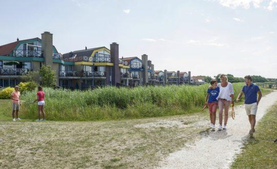 Beach Resort Ooghduyne - Kids-Campings.com