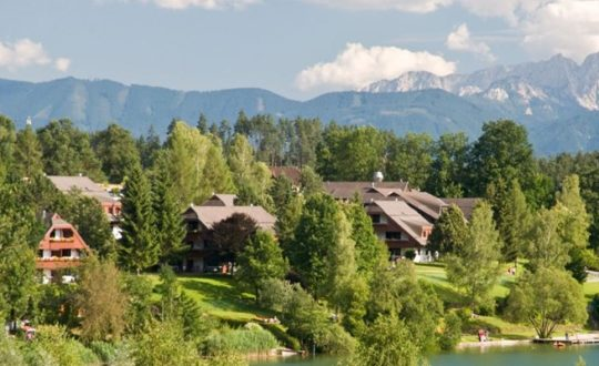 Maltschachersee - Kids-Campings.com