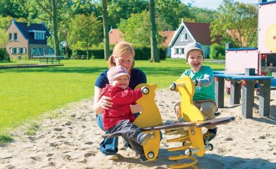 Resort Haamstede - Kids-Campings.com