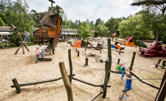 Heideheuvel - Kids-Campings.com