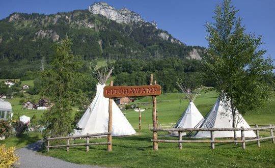 Vierwaldstättersee - Kids-Campings.com