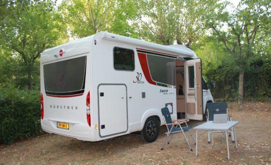 Een nacht in Toscane: camping La Chiocciola