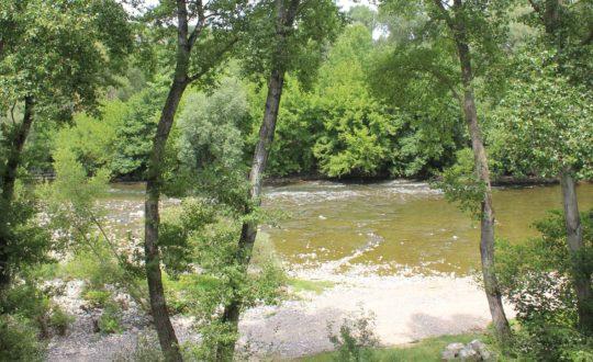 Camping Coudoulets: genieten aan de Ardèche