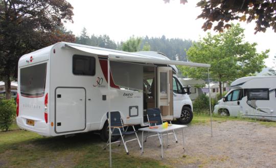 Op pad met een Bürstner camper