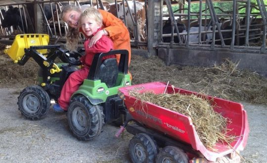 Natuurcamping De Boerderij - Kids-Campings.com