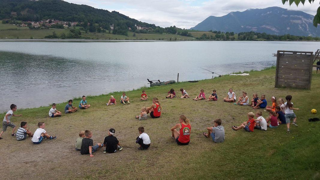 meer Lac du Lit du Roi