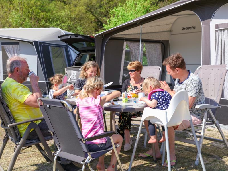 Kamperen met het gezin bij Sprookjescamping - Kids-Campings