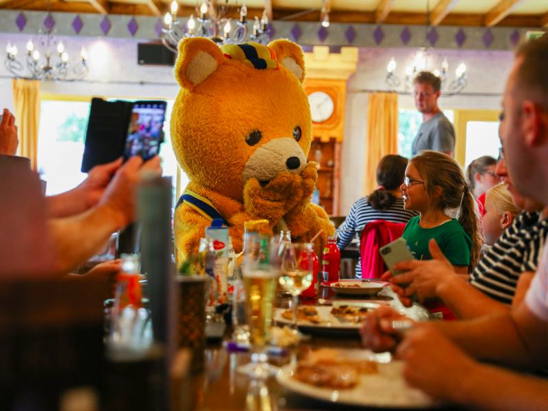 Restaurant vermaak - Kids-Campings