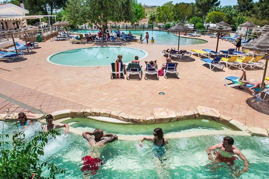 zwembad - herfstvakantie