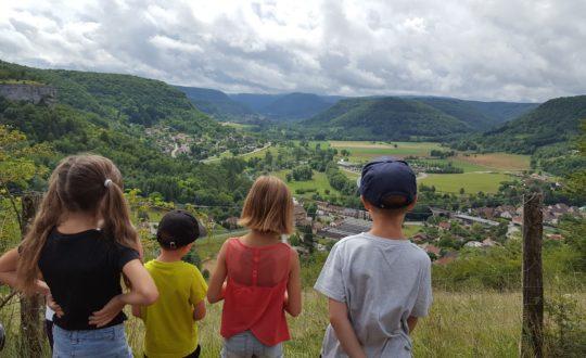 Op vakantie met jonge kinderen? Ga naar Roche d'Ully!