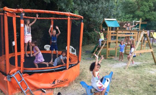 Les Tomasses - Kids-Campings.com