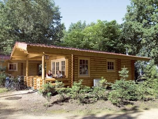 Duc de Brabant - kids-campings - bungalow in de natuur