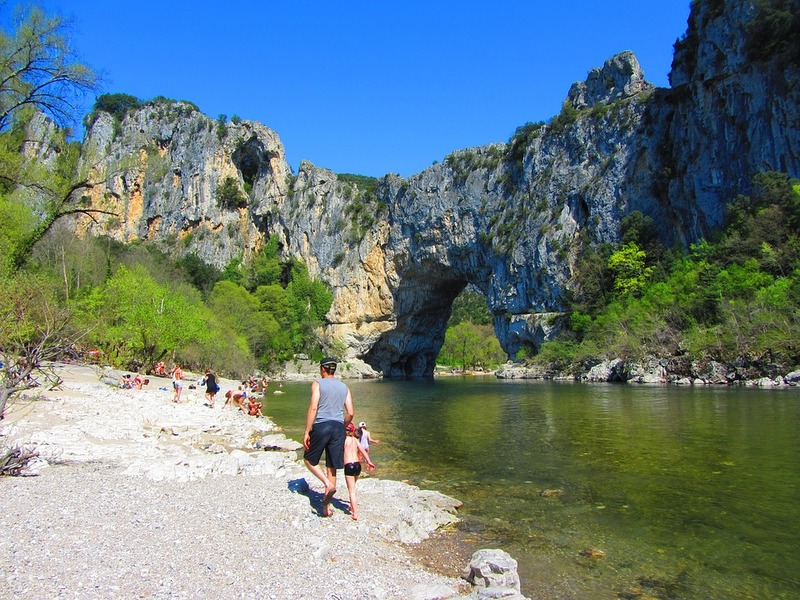 Ardèche gezinsvakantie